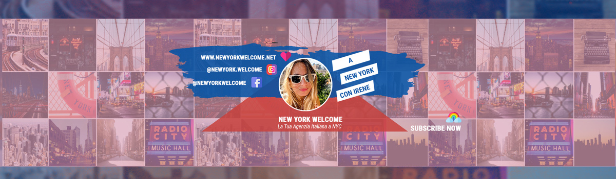 Canale Youtube - A New York Con Irene
