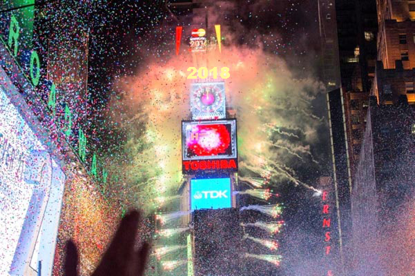 New Year S Eve In New York Events Dinners And Other Offers