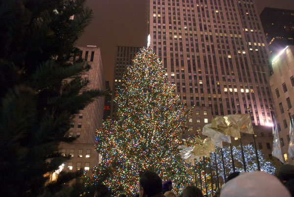 Foto Di Natale New York.Christmas In New York City Events