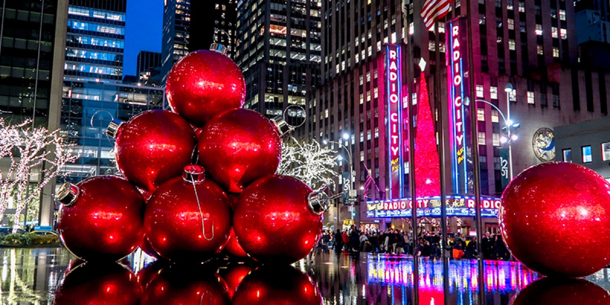 Albero Di Natale New York 2020.Natale A New York Eventi